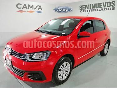 Volkswagen Gol Trendline I-Motion Aut usado (2018) color Rojo precio $179,900