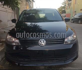 Volkswagen Gol CL Seguridad usado (2014) color Negro precio $98,000