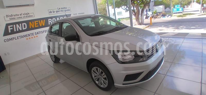 Volkswagen Gol Trendline usado (2019) color Plata Dorado precio $160,000