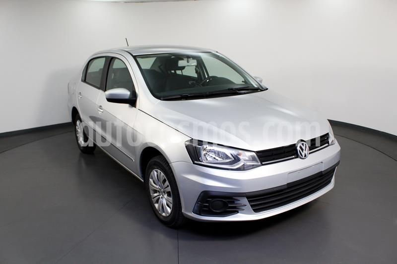 foto Volkswagen Gol Trendline usado (2018) color Plata precio $144,900