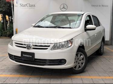 Volkswagen Gol Trendline usado (2012) color Blanco precio $93,000