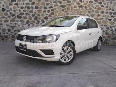 Volkswagen Gol Trendline usado (2019) color Blanco precio $195,000