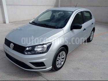 Volkswagen Gol 5p Trendline L4/1.6 Man usado (2019) color Plata precio $175,000