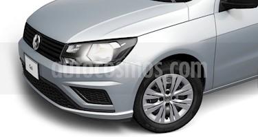 Volkswagen Gol Trendline nuevo color Plata precio $199,990
