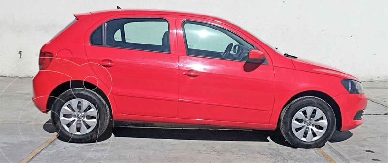 Volkswagen Gol CL usado (2015) color Rojo precio $105,990