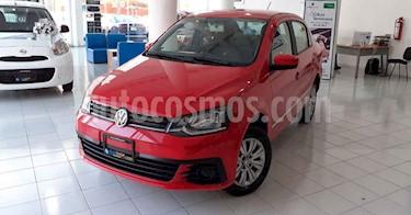 Volkswagen Gol Trendline usado (2018) color Rojo precio $154,900