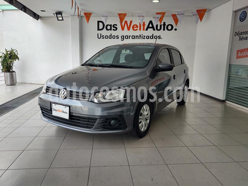 Volkswagen Gol Trendline I-Motion Aut usado (2017) color Gris Platino precio $159,000