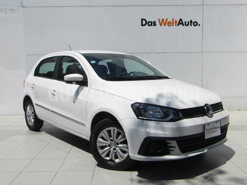 Volkswagen Gol Trendline usado (2017) color Blanco Candy precio $133,000