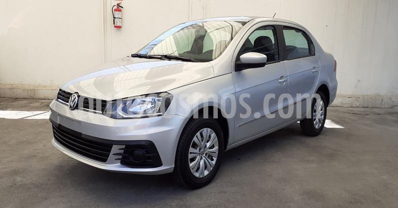 Volkswagen Gol Trendline usado (2018) color Plata Dorado precio $144,900