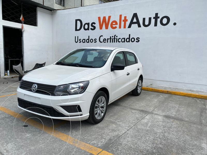 Foto Volkswagen Gol HB TRENDLINE L4 TM usado (2020) color Blanco precio $205,000