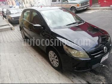 Volkswagen Gol GT usado (2010) color Negro precio $75,000