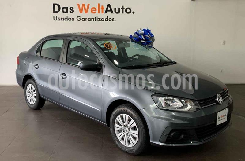 Volkswagen Gol Trendline I-Motion Aut usado (2018) color Plata precio $180,000