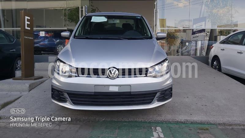 Volkswagen Gol Trendline usado (2018) color Plata Dorado precio $169,000