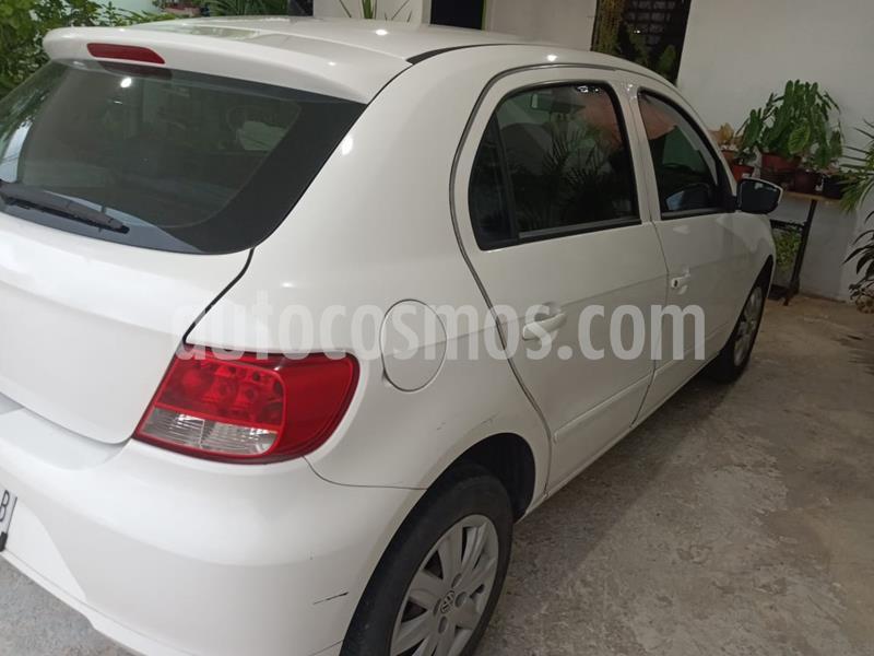 Volkswagen Gol Trendline usado (2012) color Blanco precio $78,000