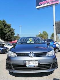 Volkswagen Gol Trendline usado (2018) color Gris precio $147,000