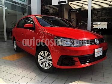 Volkswagen Gol Trendline usado (2018) color Rojo precio $189,000