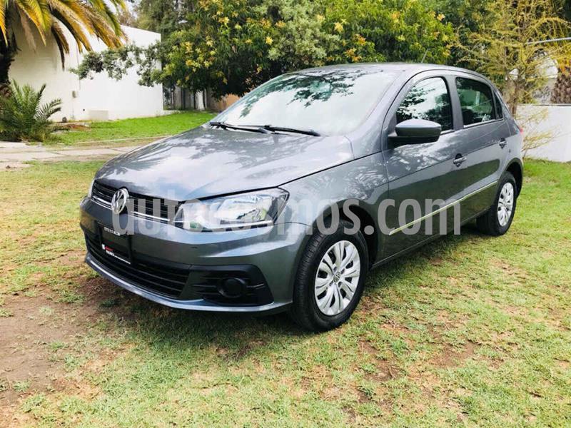 Volkswagen Gol Trendline usado (2017) color Gris precio $125,000