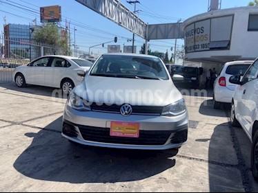 Volkswagen Gol Trendline usado (2018) color Plata precio $149,900