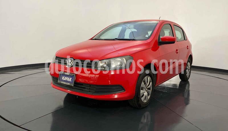 Volkswagen Gol CL usado (2014) color Rojo precio $109,999