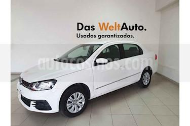 Foto Volkswagen Gol Trendline usado (2018) color Blanco precio $150,286