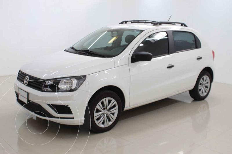 Foto Volkswagen Gol Trendline usado (2020) color Blanco precio $198,000