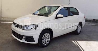 Volkswagen Gol 4p Sedan Trendline L4/1.6 Man usado (2018) color Blanco precio $139,900