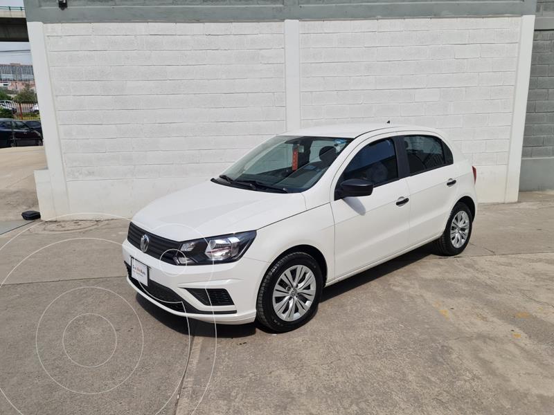 Foto Volkswagen Gol Trendline usado (2020) color Blanco Candy precio $190,000