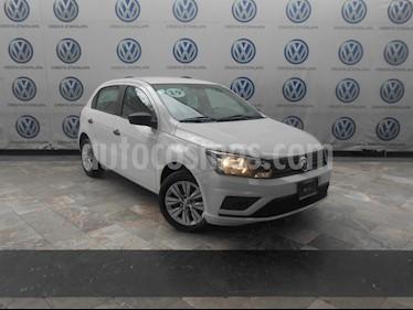Foto Volkswagen Gol Trendline usado (2019) color Blanco Candy precio $189,000