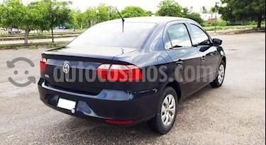 Volkswagen Gol GL usado (2015) color Azul precio $120,000
