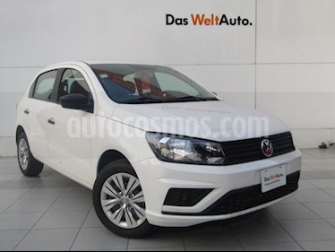 Volkswagen Gol Trendline usado (2019) color Blanco Candy precio $195,000