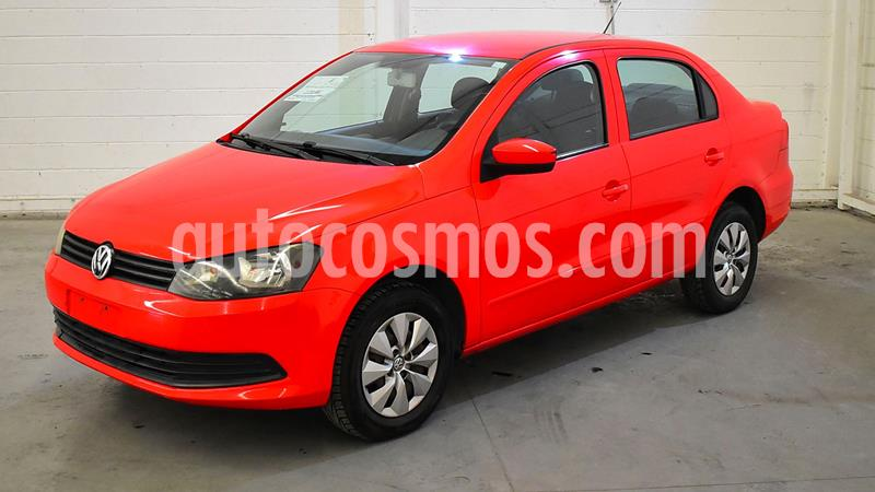Volkswagen Gol CL usado (2013) color Rojo precio $93,000