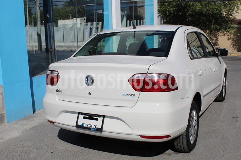 Volkswagen Gol Trendline usado (2018) color Blanco precio $159,000