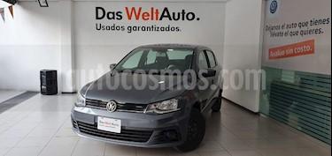 Volkswagen Gol Trendline usado (2018) color Gris Platino precio $165,000