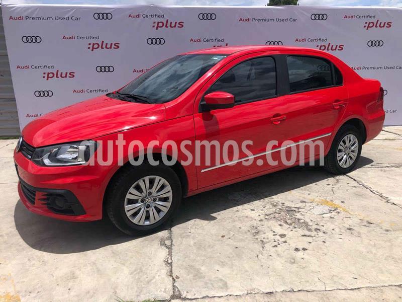 Volkswagen Gol Trendline I-Motion Aut usado (2018) color Rojo precio $154,000