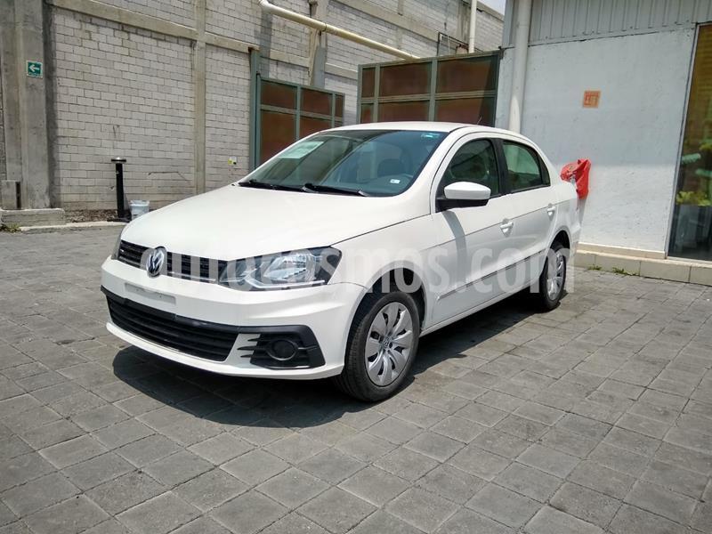 Volkswagen Gol Comfortline usado (2016) color Blanco precio $107,000