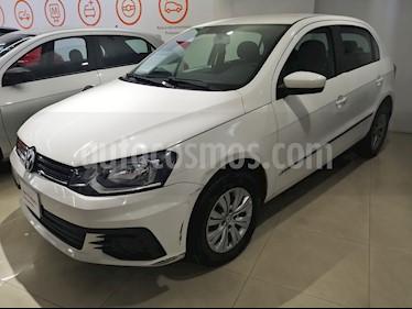 Volkswagen Gol Trendline Ac Seguridad usado (2017) color Blanco Cristal precio $120,000