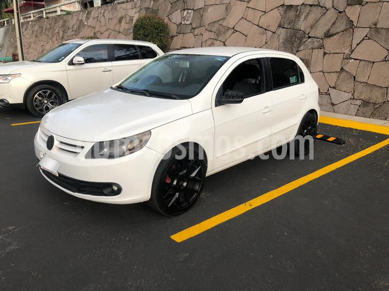Volkswagen Gol GL usado (2012) color Blanco precio $93,000
