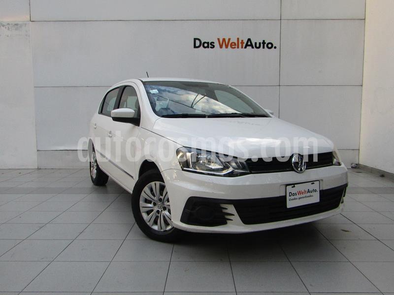 Volkswagen Gol Trendline I-Motion Aut usado (2017) color Blanco Candy precio $145,000