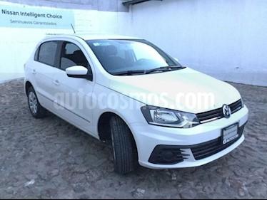 Foto venta Auto usado Volkswagen Gol NUEVO GOL-STD (2018) color Blanco precio $159,000