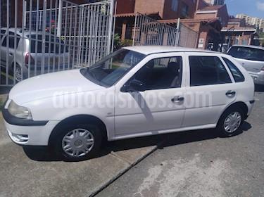 Foto venta Carro usado Volkswagen Gol One (2005) color Blanco precio $9.500.000
