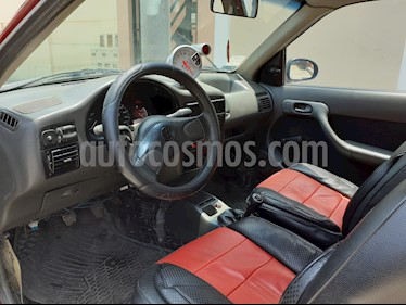 Volkswagen Gol 1.8 2 puertas usado (1996) color Rojo precio $9,500