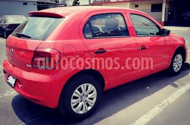 Volkswagen Gol 1.6L Power  usado (2018) color Rojo precio u$s11,000