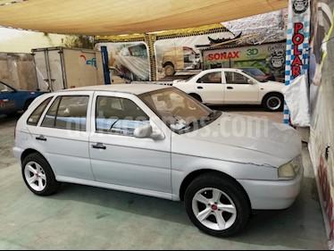 Volkswagen Gol Comfortline 1.6 mecanico usado (1998) color Plata precio $4,000