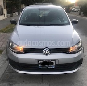 Volkswagen Gol Track usado (2016) color Plata precio $120,000