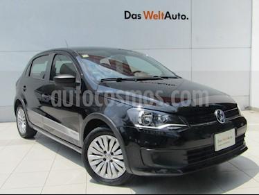Foto venta Auto usado Volkswagen Gol Track (2016) color Negro precio $135,000