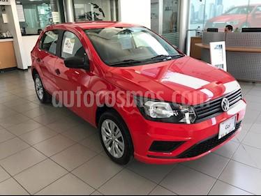 Foto venta Auto nuevo Volkswagen Gol Trendline (2019.5) color Rojo Flash precio $203,990