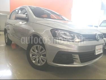 Foto venta Auto usado Volkswagen Gol Trendline Ac Seguridad (2018) color Plata precio $185,000