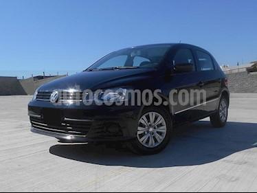 Foto venta Auto usado Volkswagen Gol Trendline Ac (2017) color Negro precio $158,000