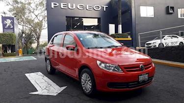 Foto Volkswagen Gol Trendline Ac usado (2011) color Rojo Flash precio $84,900