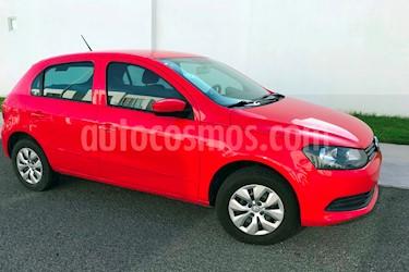 Foto venta Auto usado Volkswagen Gol Trendline Ac (2015) color Rojo precio $105,000